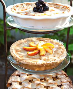 Kathy G. & Co. | j. messer photography | Southern Wedding Pies