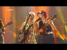 Katzenjammer - Rock Paper Scissors   four gorgeous nowegian women that overflow with charisma