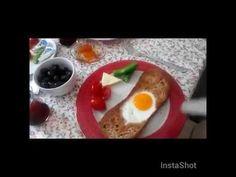 Bayat ekmek: tavada yumurtalı ekmek Video | Anne Kaz
