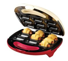 Nostalgia Electrics Pigs in a Blanket and Appetizer Bites Maker - Cool Kitchen Gifts Cooking Gadgets, Cooking Tools, Kitchen Gifts, Kitchen Items, Kitchen Dining, Kitchen Stuff, Kitchen Tools, Cool Kitchen Gadgets, Cool Kitchens