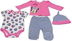 Disney Baby Girls' Minnie Mouse Clothing Set http://www.amazon.com/gp/product/B00QTEIJB8