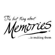 Memories.....