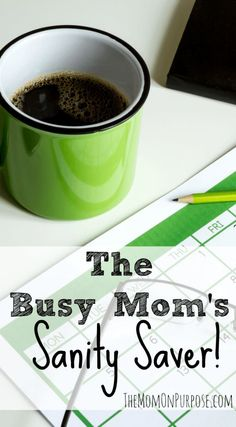 Are you overwhelmed by your daily to do list? This is one of the best tips to getting your to do list under control and conquering your day!