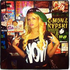 "Chanel West Coast--her ""laugh"" kills me a little each time I hear it."