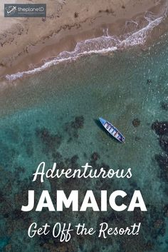 14 adventurous things to do in Jamaica: It's more than just resorts and cocktails! Practical tips for your vacation in paradise. | Blog by The Planet D: Canada's Adventure Travel Couple: