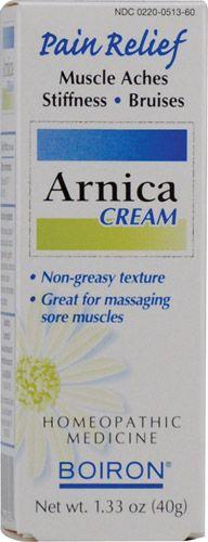Boiron Arnica Cream   #setandsave