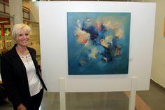 EXPOSICIÓN- ANA IACONO-  Facebook  Ana Iacono pinturas