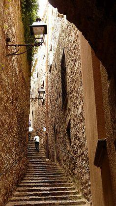 Girona Call Jueu Catalonia