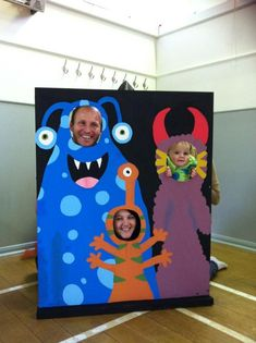 45 Trendy Ideas for party decorations halloween photo booths Monster First Birthday, Monster 1st Birthdays, Monster Birthday Parties, 1st Boy Birthday, First Birthday Parties, Birthday Ideas, Birthday Celebration, Monster Inc Party, Little Monster Party