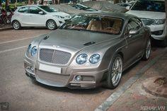 """[XE ĐỘ] """"Tóm gọn"""" siêu """"sang chảnh"""" Bentley Continental GT 2 độ độc tại Hà Nội"""