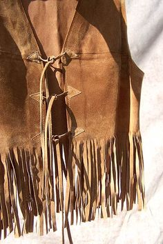 Leather Halter, Leather Vest, Leather Fringe, Boho Hippie, Hippie Style, Fringe Fashion, Leather Fashion, Hippie Party, Boho Grunge