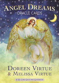 Angel Dreams Oracle Cards by Doreen Virtue, http://www.amazon.com/dp/1401940439/ref=cm_sw_r_pi_dp_ky1erb1YFCF46