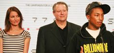 Al Gore & Pharrell Want To Save Planet Earth Together