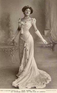 Miss Isabel Jay.