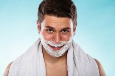 How to shave your face correctly? Doesn't every man know this? Doing it correctly is all about the tools and the details - and the comfort. Face Men, Male Face, Clothing Co, How To Shave Face, Barber Shop, Keep It Cleaner, Men Shaving, Clothes, Style