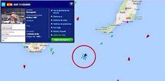 Continúa la búsqueda militares desaparecidos en aguas Canarias, tras accidente helicóptero