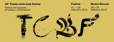 tcbf Banner 06 #comics #treviso #italy #tcbf13 Treviso Comic #Book #Festival