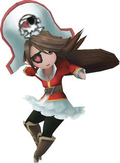 Pirate (Bravely Default) - The Final Fantasy Wiki has more Final Fantasy information than Cid could research