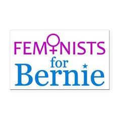 Feminists For Bernie Rectangle Car Magnet> Rectangle Political Stickers & Magnets> Funny and Political Bumper Stickers Political Bumper Stickers, Car Magnets, Bernie Sanders, Presidential Election, Sisters, Politics, Funny, Decor, Women