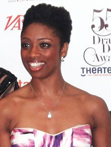 Montego Glover is an American stage actress and singer. She has been nominated for the Tony Award for Best Actress in a Musical for her role in the musical Memphis and won the Drama Desk Award for Outstanding Actress in a Musical. Tony Award, Best Actress, Memphis, Musicals, Awards, Singer, Actresses, American, Natural
