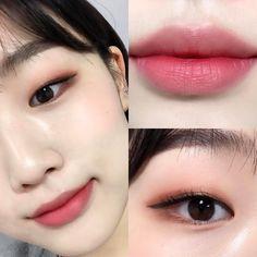 Bem Natural Mentira In 2019 Asian Makeup Korean Makeup Makeup Goals, Makeup Inspo, Makeup Inspiration, Makeup Hacks, Monolid Makeup, Lip Makeup, Beauty Makeup, Korean Makeup Look, Asian Eye Makeup