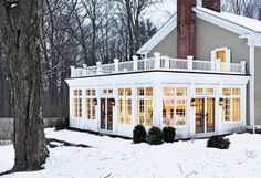 Crisp Architects - traditional - Exterior - New York - Crisp Architects