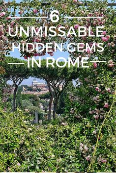 Rome has many world famous attractions, but there are plenty of lesser known sights that are equally interesting. We've put together a list of 6 unmissable hidden gems in Rome, to help you get the most out of your time there. 1 – Villa Medici – Gorgeous Gardens and a Panoramic View of Rome Home of the French Academy in Rome, the villa has a fantastic location near the Spanish Steps, overlooking the whole city. Built in 1540, it was bought by Ferdinando dei Medici in 1576 and then by Napoleon…