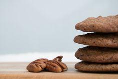 Opskrift: Cookies med pekannødder & kanel ⋆ MoniaMagdalena