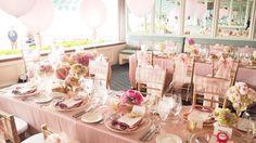 ((✰ ハワイ挙式レポ レセプション装飾  ((⋈ shocoのHawaii Wedding&Maternity(4.19出産)ブログ