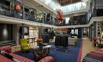 Etiquette guide Debrett's publishes a list of the top ten fashion labels the British get wrong London Shopping, Suit Shop, Savile Row, Store Fronts, Fashion Labels, Retail Design, Visual Merchandising, Store Design, The Row