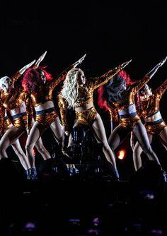 Beyoncè- The Formation World Tour at San Siro. Milan, Italy July 18, 2016