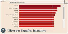 Quanto sono digitali gli italiani? #DigitalDivide: chi sono gli italiani che non si sono mai connessi a #internet #digitalculture