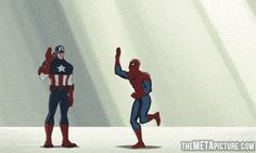 Why Spider-man isn't part of The Avengers…