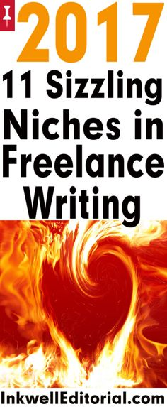 11 Hot Niches in Freelance Writing and SPECIFIC Tips on How to Land a Job/Gig in Each Niche. Some of these just might surprise you! :)