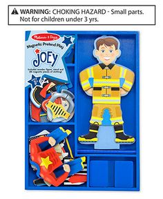 Melissa and Doug Toy, Magnetic Pretend Play Joey - Kids - Macy's