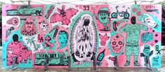 CHICANO DREAM x Mural