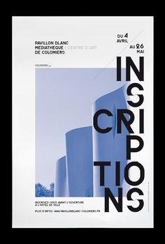 Pavillon Blanc poster