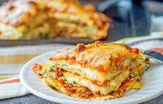 Koolhydraatarme lasagne met gehakt en veel kaas » Makkelijk Afvallen Go For It, Lasagna, Food Inspiration, Low Carb Recipes, Cauliflower, Healthy Lifestyle, Oven, Food And Drink, Diabetes