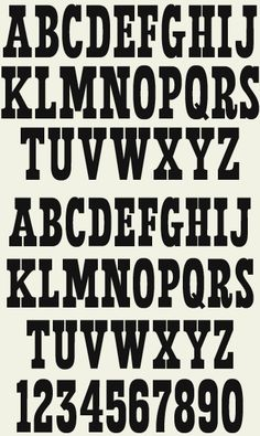Letterhead Fonts / LHF Shocard Rodeo / Western Fonts