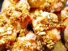 たれ絶賛!元祖鶏むね肉のやわらか油淋鶏の画像