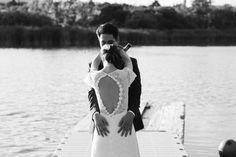 Boda campestre DIY con vestido de @otaduy #wedding #weddingdress #bride #novia #albertodesna #boda #campo #otaduy