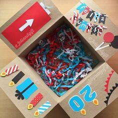 Cajas sorpresas ❤️ hechas con amor para sorprender a esa persona especial ✨ trabajadas con materiales de primera calidad teniendo un estilo único para hacer de tu detalle algo diferente #JoliandGift