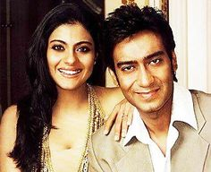 Ajay Devgn revealed that the secret behind their happy marriage is that Kajol talks, and he just listens.