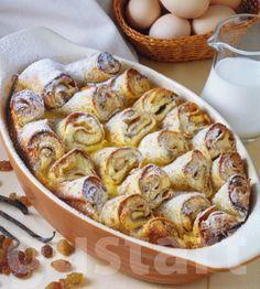 Receptek Lajos Mari konyhájából - Bécsi töltött-sült túrós palacsinta