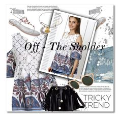 """Off - The Sholder"" by svijetlana ❤ liked on Polyvore featuring fringebag, polyvoreeditorial, twinkledeals and sholders"