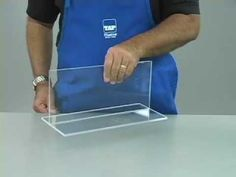 Connecting acrylic pieces together is an important step involved in the construction of any acrylic item, be it a display case or plinth. There are several techniques used by professional plastic fabr...