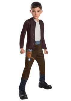 Star Wars The Last Jedi Classic Poe Dameron Costume for Kids  sc 1 st  Pinterest & https://images.halloweencostumes.com/products/40162/1-2/womens ...