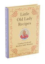 I really want this book!  Not only does it have great recipes but little tid bits of humor, too...and the way I cook I need all the humor I can muster.