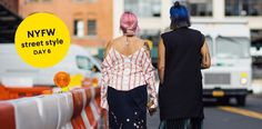 NYLON: Day Six Of NYFW Street Style: It's All About The Accessories