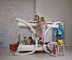 Bunk bed --great for the beach cottage or lake cottage, too!